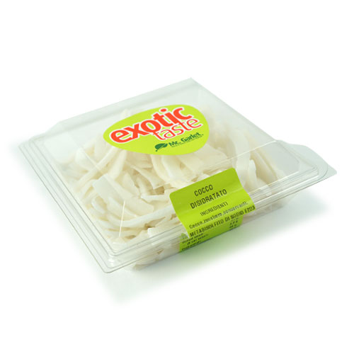 cocco disidratato gr 150 exotic taste mc garlet