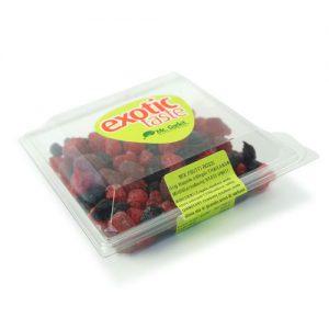 mix frutti rossi disidratati gr 150 exotic taste - mc garlet