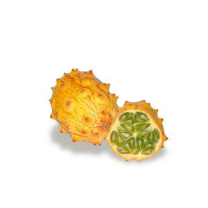 exotic fruit kiwano mc garlet