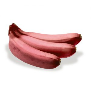 Red banana - banane rosse mc garlet