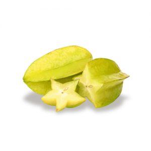 exotic fruit star fruit mc garlet