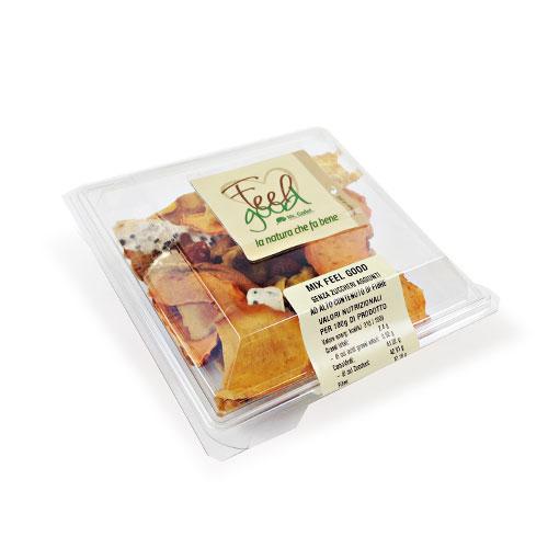 mix frutti disidratato 80 g feel good mc garlet