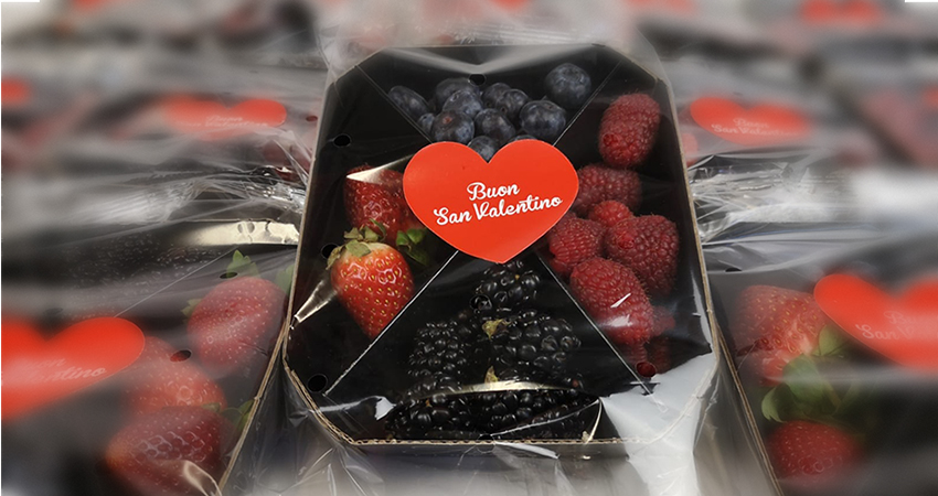 BERRY MIX LIMITED EDITION FOR VALENTINE'S DAY!