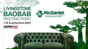 Stand McGarlet alla fiera Macfrut