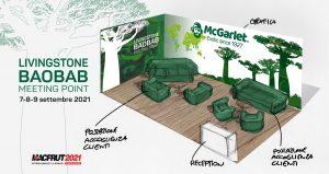 stand espositivo di McGarlet a Macfrut